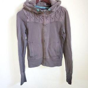 Lululemon zip up sweater